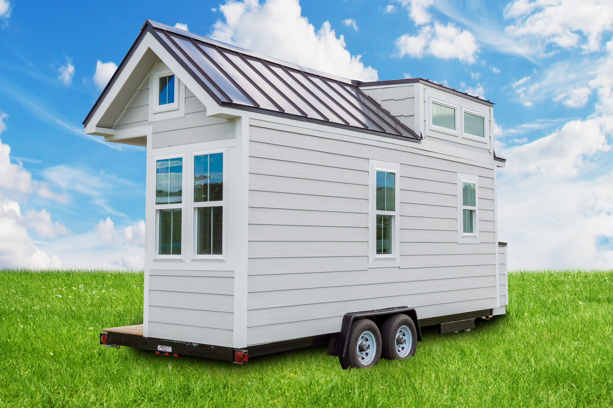 What features are most important in a tiny home community?