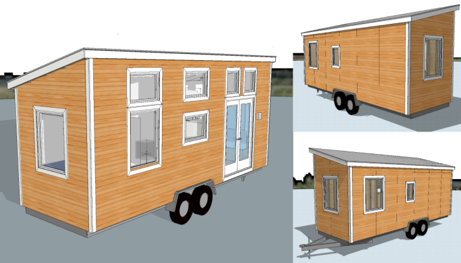 The Current Model Tampa Bay Tiny Homes